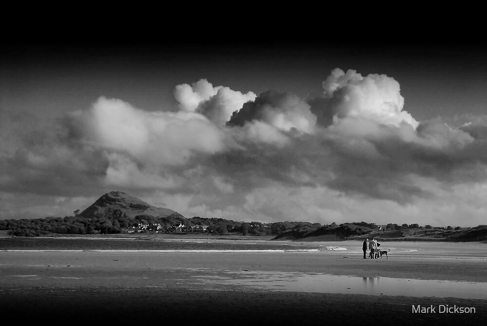 North Berwick Sands by Mark Dickson