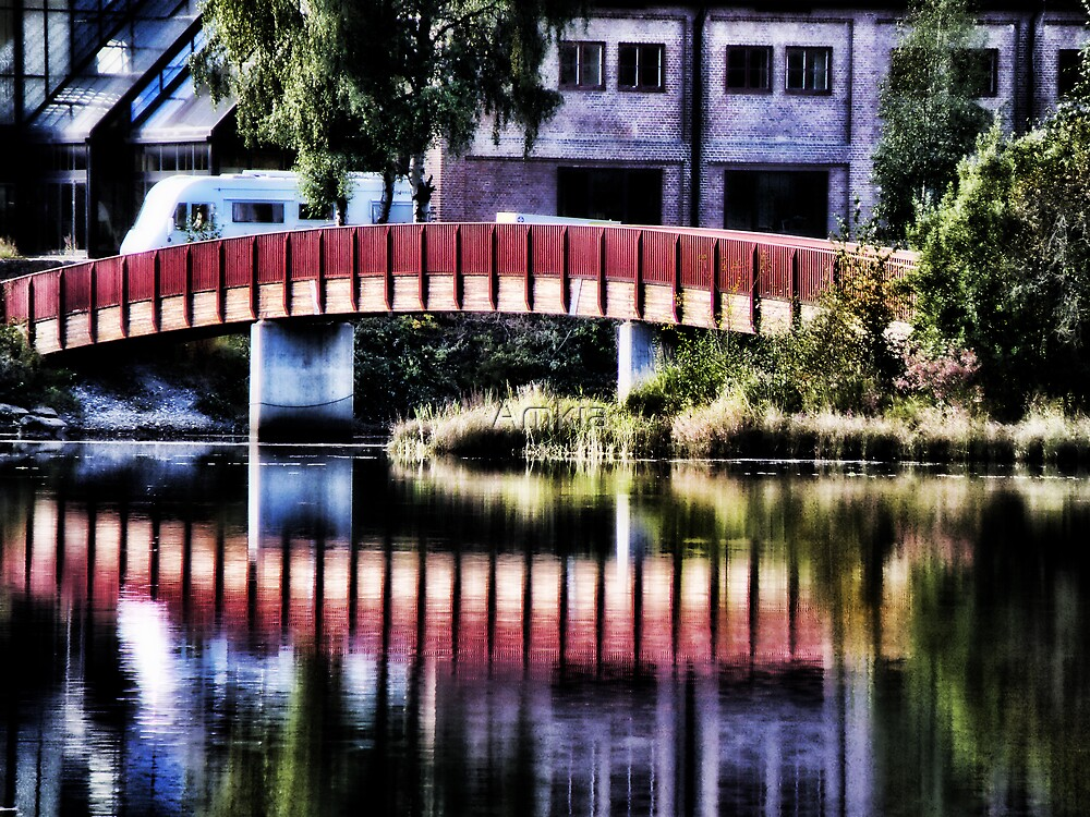 reflections 6 by Amkia