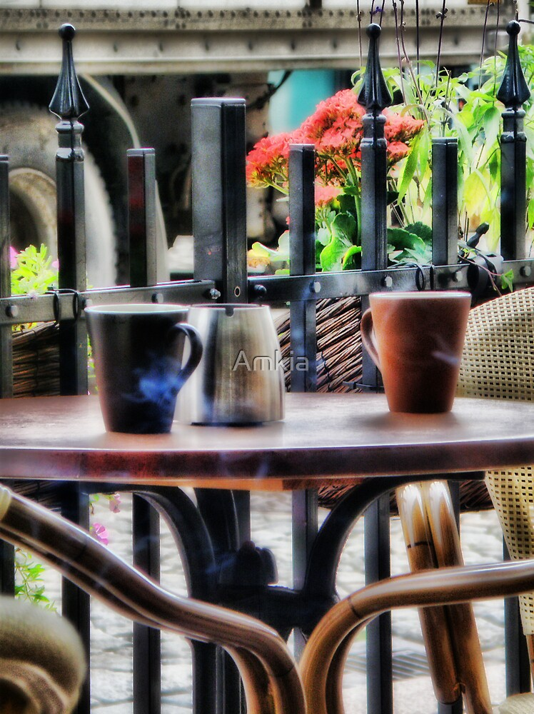 coffe time by Amkia