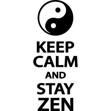 zen ying yang by supra974