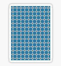 ponovan (blue) Sticker