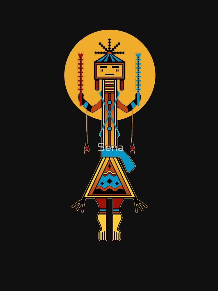 Navajo Ye'ii by Sena