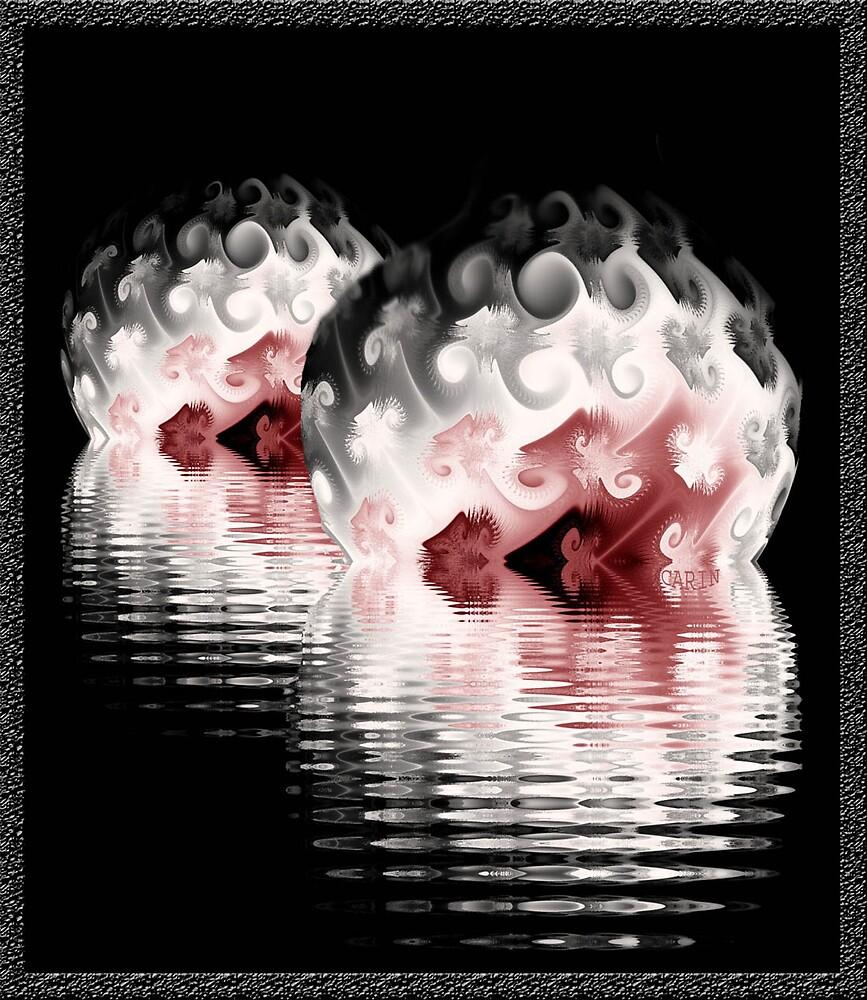 Twin bubbles by FractaliaNo1