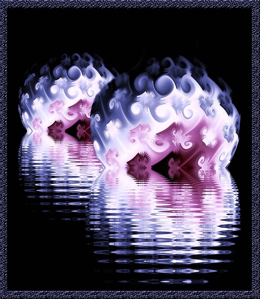 Twin bubbles ll by FractaliaNo1