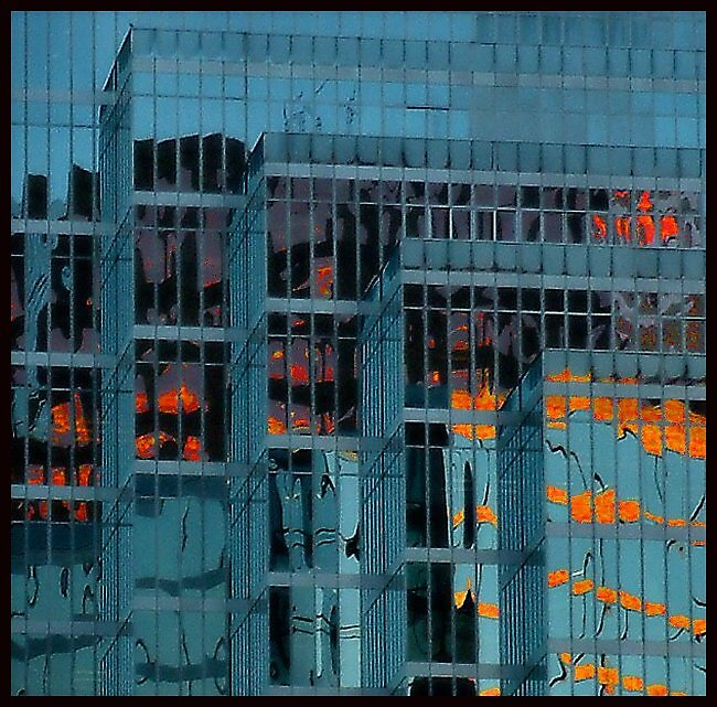 City Abstract 2 by jakking