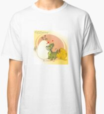 Two Scrambled Eggs - EGGstinct Classic T-Shirt