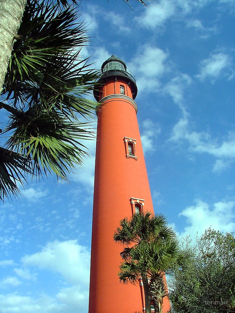 Ponce Inlet lighthouse by tanmari