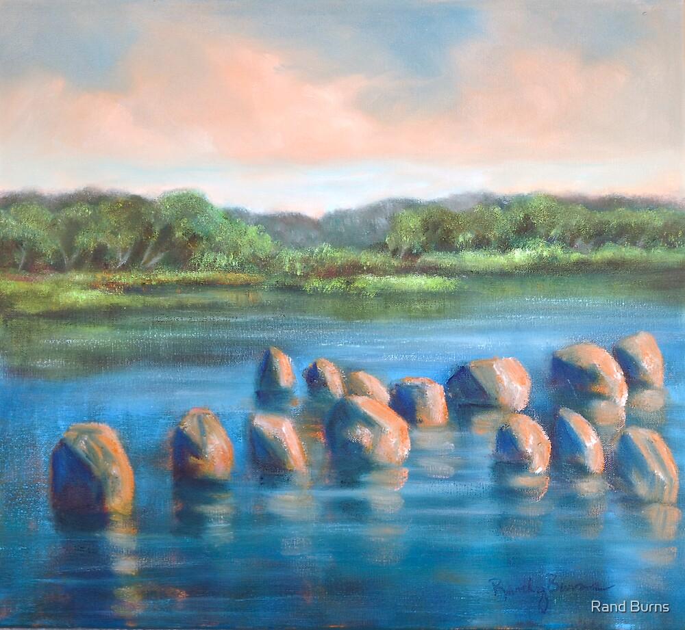 Rock Cross by Randy Burns