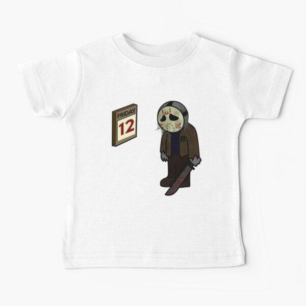 Sad Jason Baby T-Shirt