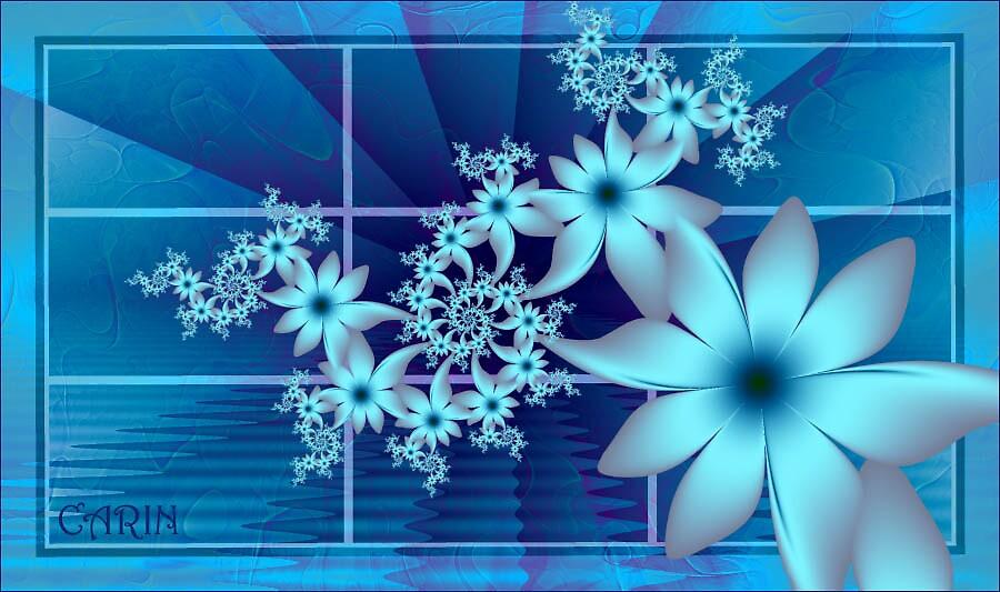 Winter window by FractaliaNo1
