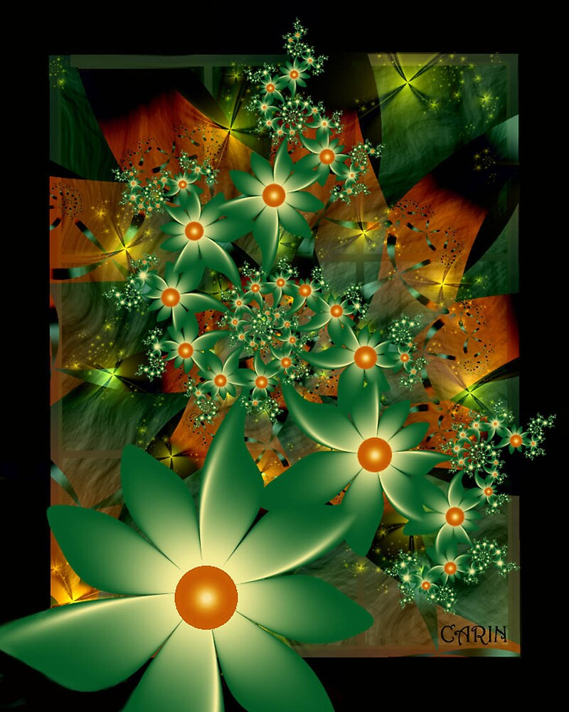 Flowerpower by FractaliaNo1