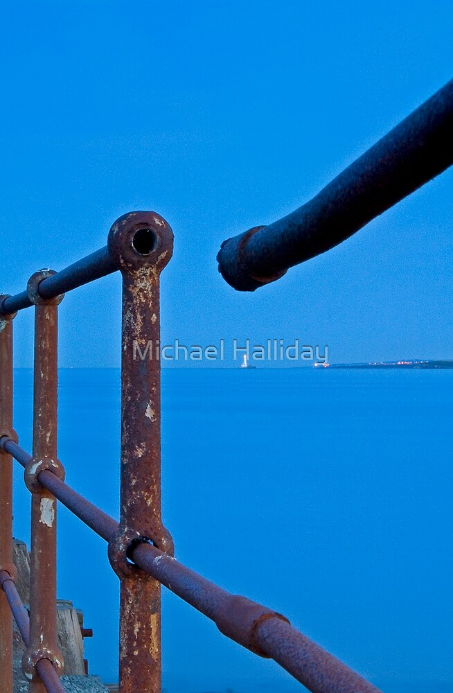 BROKEN by Michael Halliday