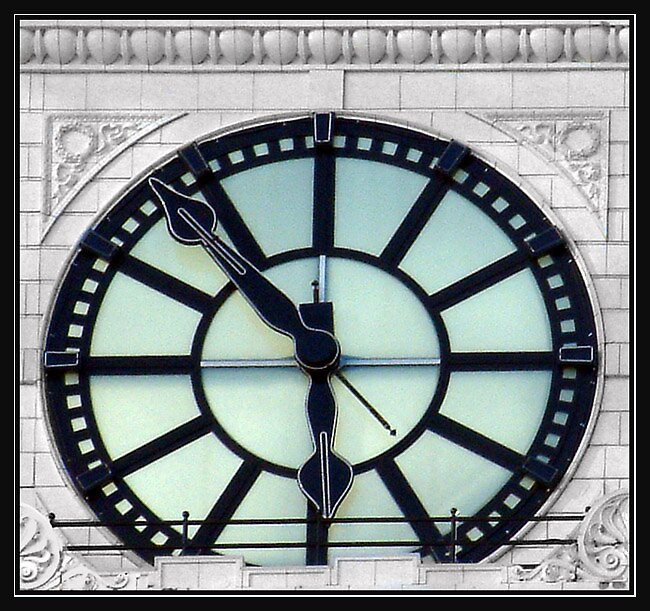 Clockface by jakking