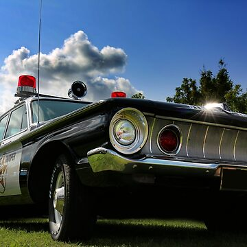 plymouth - police car by hottehue