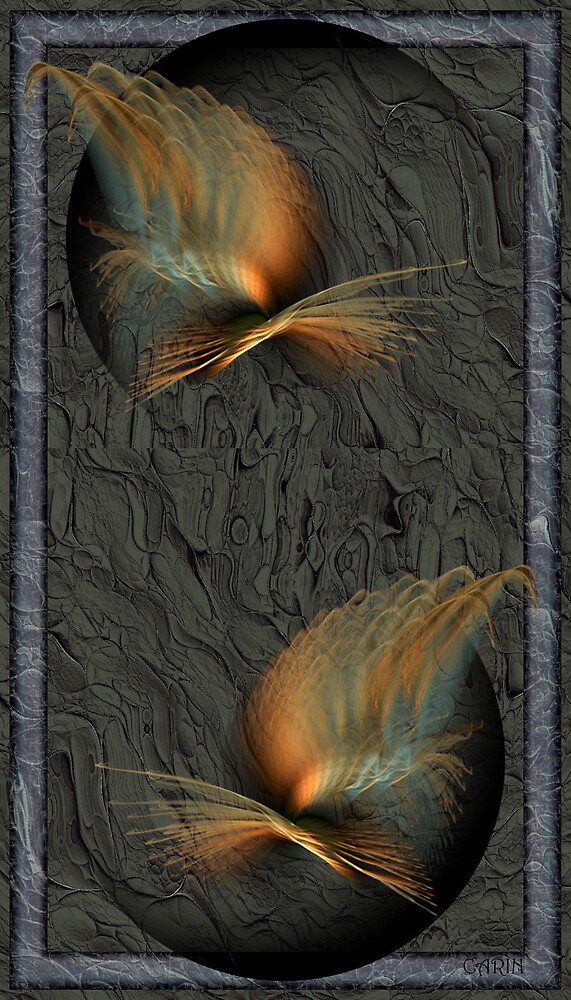 Birds of the night by FractaliaNo1