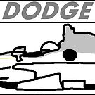 Phil Dodge 2018 Brickel's IndyCar Sticker by TheJoeDonohue