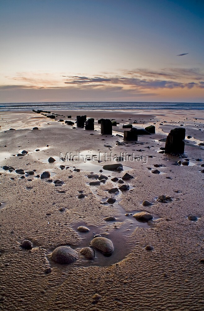 STONES SAND WOOD WATER by Michael Halliday