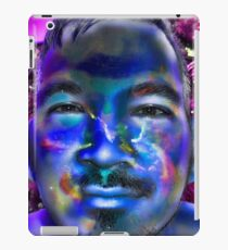 In a Childs Eyes Blue Nasa iPad Case/Skin
