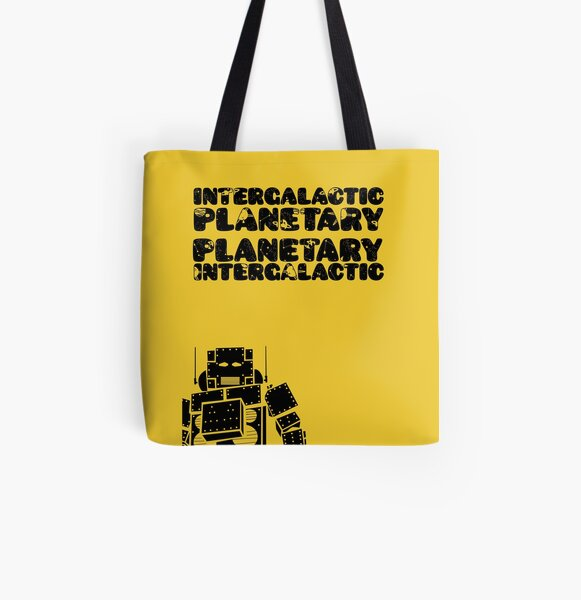 Beastie Boys - Intergalactic All Over Print Tote Bag