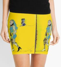 Perry Normal, a mini fantasy Mini Skirt