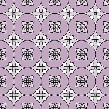 Purple tile by tmntphan
