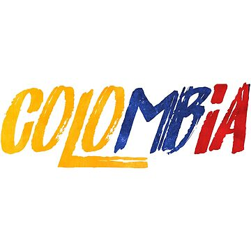Colombia  by desexperiencia