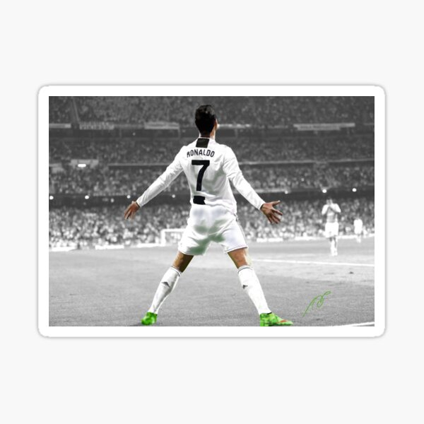 Juventus' Cristiano Ronaldo Sticker