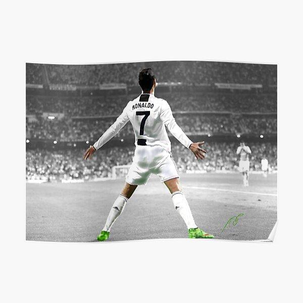 Juventus' Cristiano Ronaldo Poster