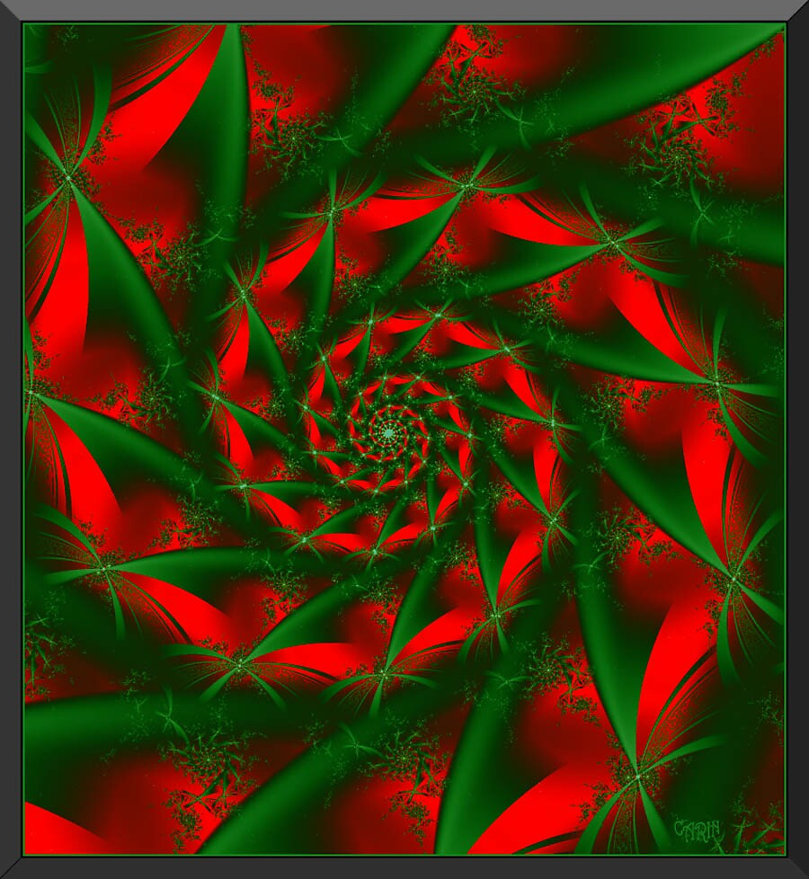 Christmas Vlll by FractaliaNo1