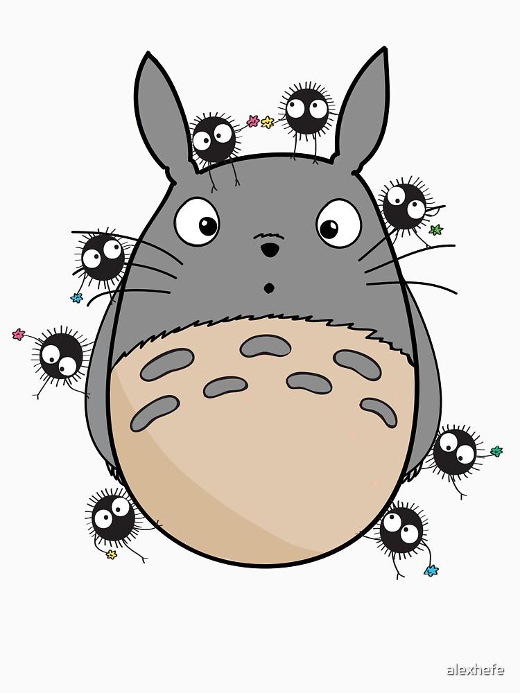 Little Totoro | Baseball  Sleeve