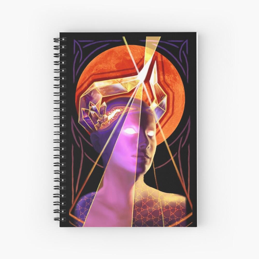 Ordained Spiral Notebook
