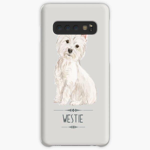 Westie - West Highland White Terrier Samsung Galaxy Snap Case