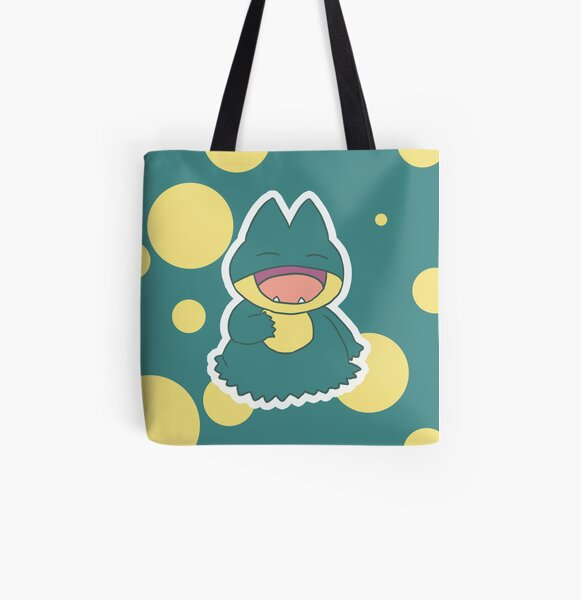 FUNNY PIKACHU POKEMON POSTER COOL SHOPPING CANVAS TOTE BAG IDEAL GIFT PRESENT