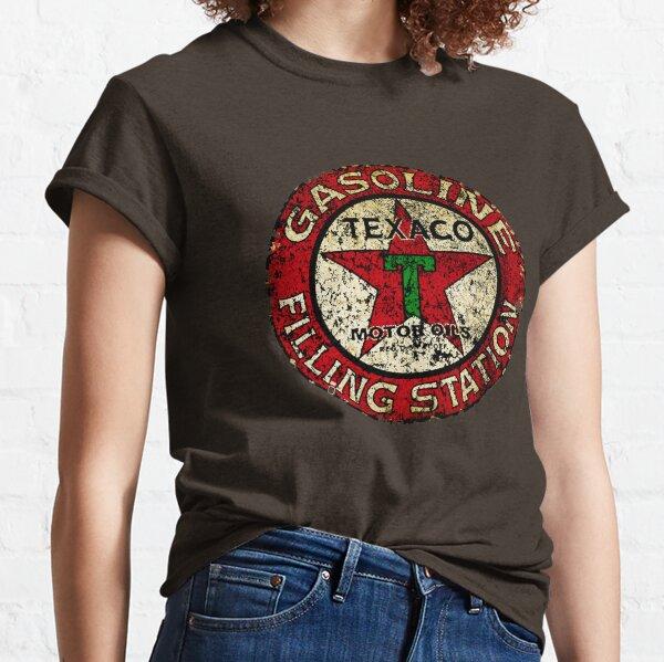 Vintage Texaco sign USA Classic T-Shirt