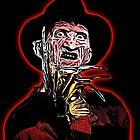Freddy Krueger by American  Artist