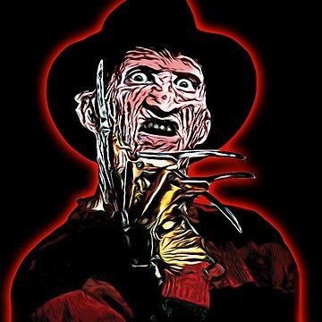 Freddy Krueger by JTK667