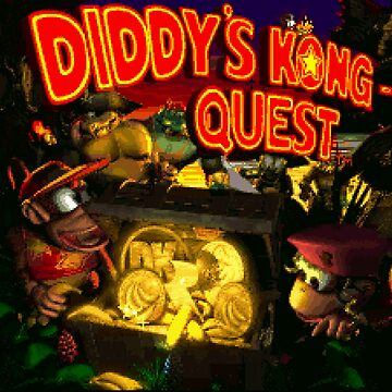 Donkey Kong Country 2 by DucktuR