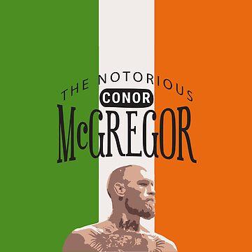 Conor Mcgregor Ireland by bibinik