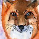 Fox by Irina Reznikova