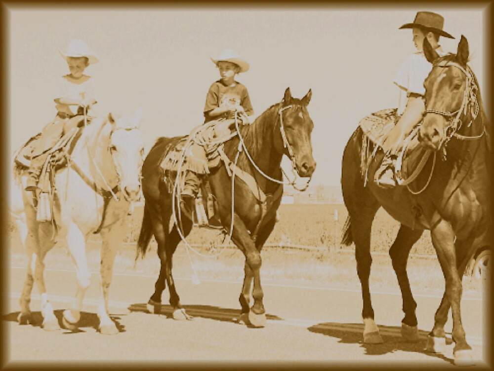 cowboys by conilouz