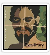 Exmilitary Sticker