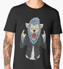 Werewolf rockstar Men's Premium T-Shirt
