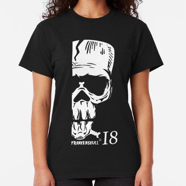 Frankenskull - I Hate Classic T-Shirt