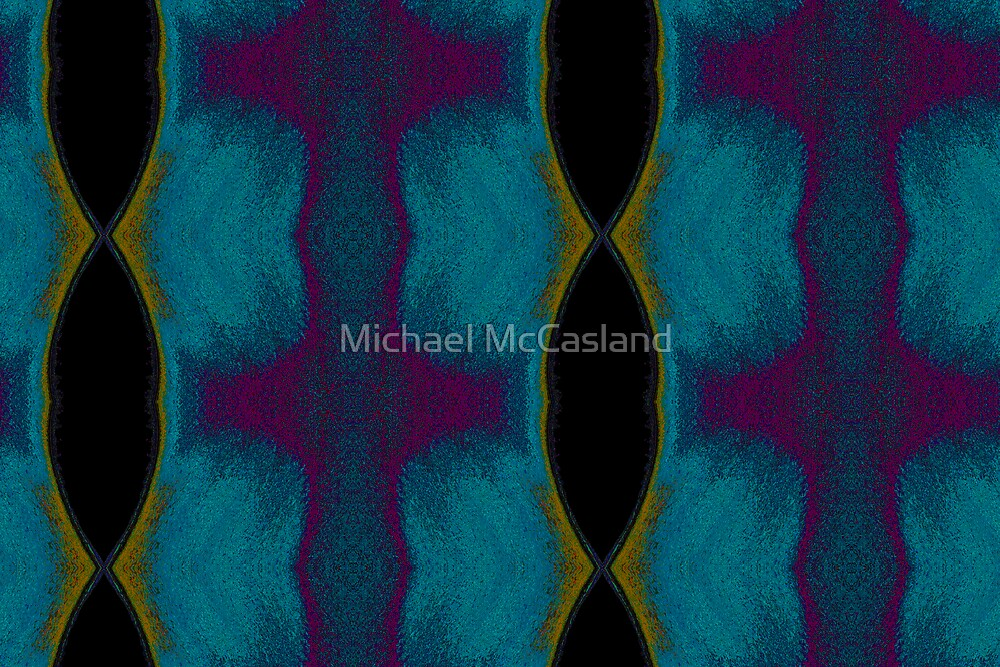 Pattern Series #1 by Michael McCasland