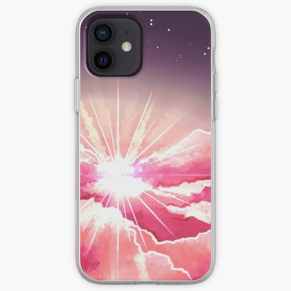 Within Every Night is the Promise of Another Sunrise iPhone Soft Case