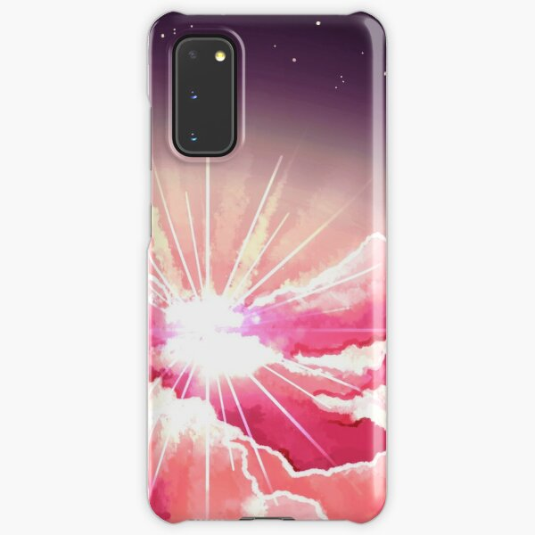 Within Every Night is the Promise of Another Sunrise Samsung Galaxy Snap Case