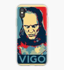 Vote Vigo iPhone Case