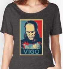 Vote Vigo Women's Relaxed Fit T-Shirt