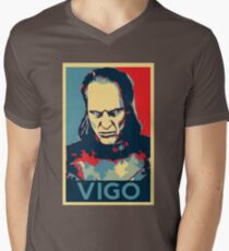Vote Vigo Men's V-Neck T-Shirt