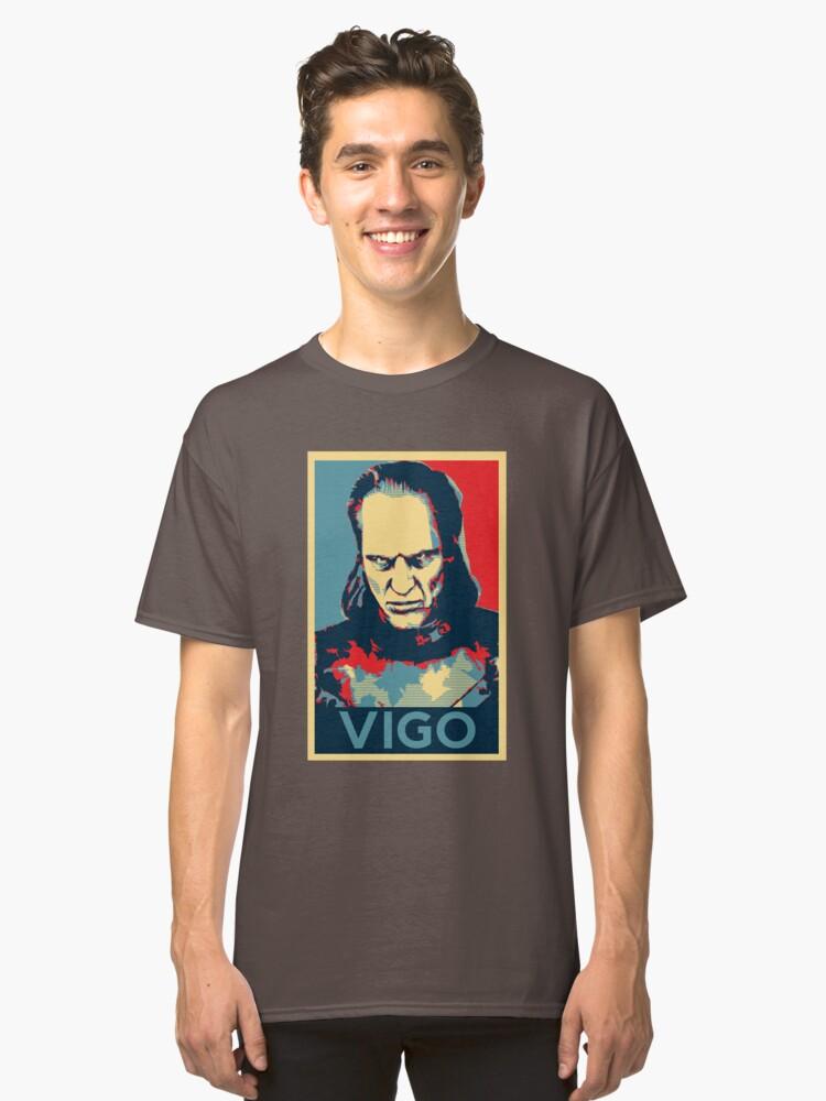 Alternate view of Vote Vigo Classic T-Shirt
